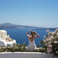 The magical Santorini