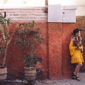 Dreams of Marrakech